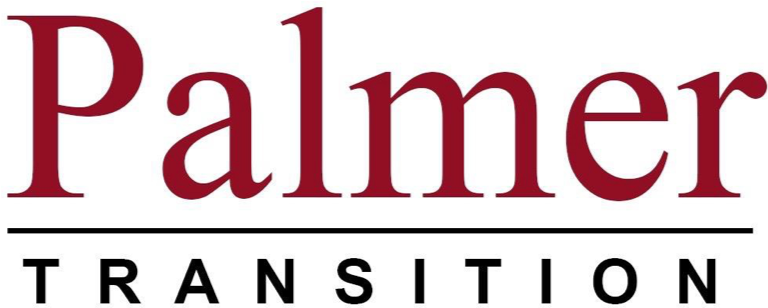 logo Palmer transition